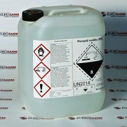 Peroxid vodíku 50% SO kanystr 20l